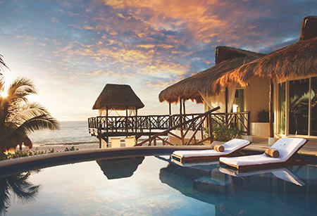 Water-Bungalow-Ocean-Seaside-Resort-All-Inclusive-Travel-Specialist-Agent-Chicago