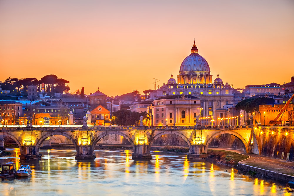 Rome-Travel-Vacation-St-Peters-Cathedral-Europe-Italy