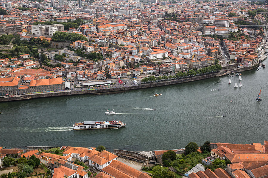 AmaVida_Aerial_Porto-AmaWaterways-River-Cruise-Ship-Europe-Africa